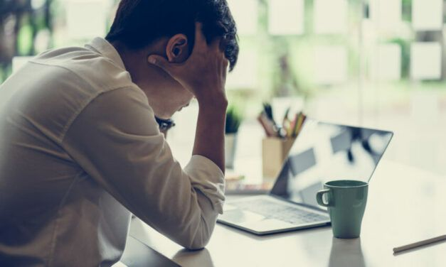 Ditch stereotyped terminology to help male mental health in the workplace